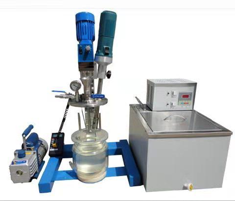 实验室真空均质乳化机